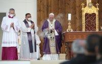 Папа Франциск в Ирак: Понтификът се помоли за жертвите на войната
