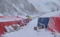 Специално: Алпинистите от лагера на Скатов пред БНТ - последната нощ на Наско беше изключително тежка