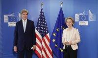 САЩ и ЕС възобновяват сътрудничеството си в областта на климата
