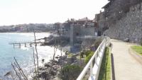 Премахват част от крепостната стена в Созопол