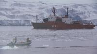 Фотоизложба в СУ: България и Испания - 30 години съседи на Антарктида