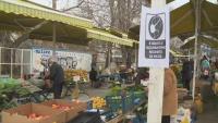 На пазар в Благоевград: Спазват ли се противоепидемичните мерки