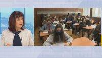 Ваня Кастрева: На този етап няма да има промяна за матурите и удължаване на учебната година