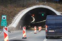 """Затварят тунел """"Витиня"""" от 20.00 ч. тази вечер"""