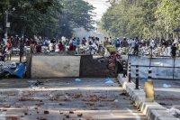 Насилието в Мианмар: Броят на загиналите надхвърли 60 души