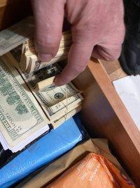 снимка 1 Задържаха фалшиви долари и евро, печатани на територията на университет в София