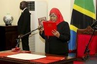 """""""Мама Самиа"""" е новата президентка на Танзания"""