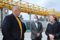 Премиерът Борисов: В новия завод в Разград ще могат да се произвеждат ваксини срещу COVID-19