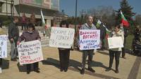 Варненци срещу изсичането на гора в местността Коджа тепе