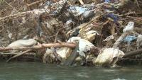 Зрителски сигнал: Тонове боклук по поречието на Места