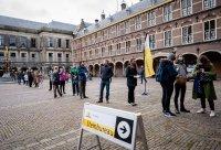 снимка 1 Последен ден от изборите в Нидерландия