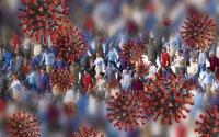 Само за ден: Над 461 000 души са се заразили с COVID-19