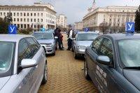 Автоинструктори протестираха в София