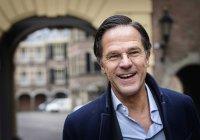 Премиерът в оставка Марк Рюте - почти сигурен победител на изборите в Нидерландия