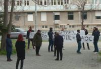 Собственици на заведения протестираха срещу затварянето в Пловдив