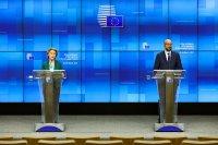 Европейските лидери потвърдиха пропорционалното разпределение на ваксините