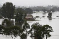 По чудо няма загинали в тежките наводнения в Австралия