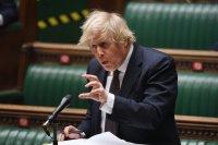 Скандал с Борис Джонсън след реплика за капитализма и ваксините