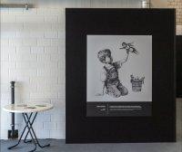 За рекордните 16,7 млн. лири продадоха картината на Банкси