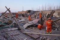 Трима души загинаха при земетресение в Китай