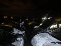 Съдът остави в ареста подпалвача на таксита в село Ягодово