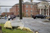 Мощно торнадо в Алабама взе жертви
