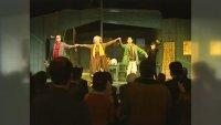 Спомен за Татяна Лолова от нейната първа сцена в Русенския театър