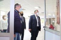 С още 8 се увеличиха реанимационните легла за лечение на коронавирус в Русе