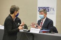 Докладът на ОССЕ: Изборите в България бяха оспорвани и ръководени ефикасно