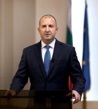 Румен Радев: Който не гласува, оставя на произвола на чуждия избор съдбата на Родината