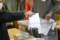 15,78% е избирателната активност в Сливен към 12:15 часа