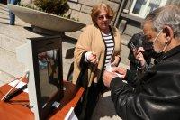 Как се гласува с машини - демонстрация на ЦИК пред НС (ВИДЕО)