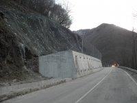 Отвориха пътя за Рилския манастир