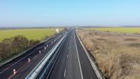 "Пускат движението в ремонтирания 6 км участък от АМ ""Тракия"""