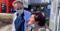 В кортежа на премиера: Жена успя да стигне до болницата в Плевен