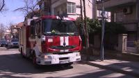 Козметично студио горя в Пловдив