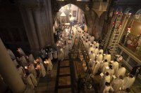 Католическият свят празнува Възкресение Христово