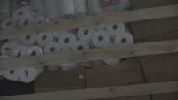 Задържаха рекордно количество цигари, скрити в ролки кухненска хартия