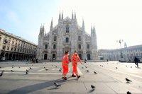 Национална карантина в Италия: Мярката важи за уикенда на католическия Великден
