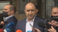 Румен Радев за първи път коментира шпионския скандал