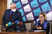 ЦИК: 100% са обработени протоколите в 5 избирателни района