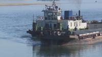 В Русе започват изпитанията на новия кораб за драгиране
