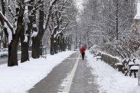 снимка 4 Сняг покри Полша (Снимки)