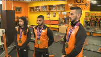 Как се печелят златни медали? – разказват българските щангисти