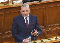 снимка 23 Първото заседание на новия парламент в СНИМКИ