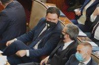 снимка 11 Първото заседание на новия парламент в СНИМКИ