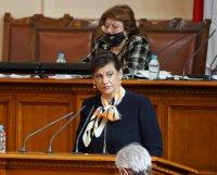 снимка 36 8-часови дебати във втория ден на новия парламент (СНИМКИ)
