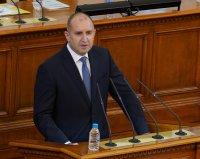 снимка 2 Първото заседание на новия парламент в СНИМКИ