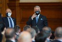 снимка 32 8-часови дебати във втория ден на новия парламент (СНИМКИ)