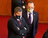 снимка 42 Първото заседание на новия парламент в СНИМКИ